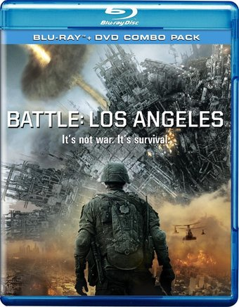 Battle: Los Angeles (Blu-ray) (2-Disc Blu-ray +