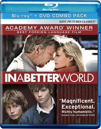 In a Better World (Blu-ray + DVD)