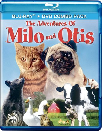Adventures of Milo and Otis (Blu-ray)