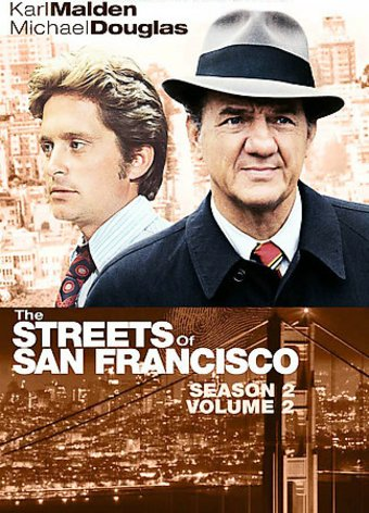 Streets of San Francisco - Season 2 - Volume 2