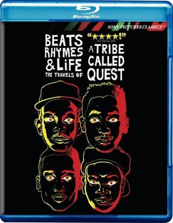 Beats, Rhymes & Life: The Travels of A Tribe