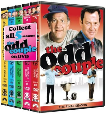 Odd Couple - Complete Series (20-DVD)