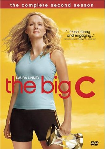 The Big C - Complete 2nd Season (3-DVD)