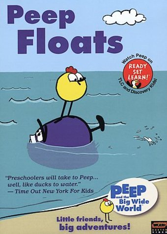 Peep and the Big Wide World - Peep Floats