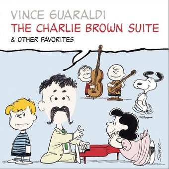 Vince Guaraldi The Charlie Brown Suite Amp Other Favorites