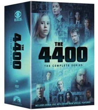 4400 - Complete Series (15-DVD)