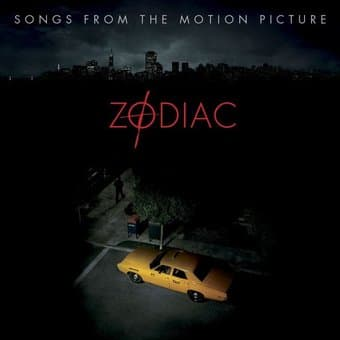 soundtrack zodiac songs from the motion picture cd