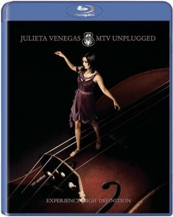 Julieta Venegas - MTV Unplugged (Blu-ray)