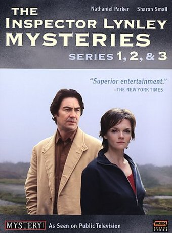 Mystery! - The Inspector Lynley Mysteries 1-3