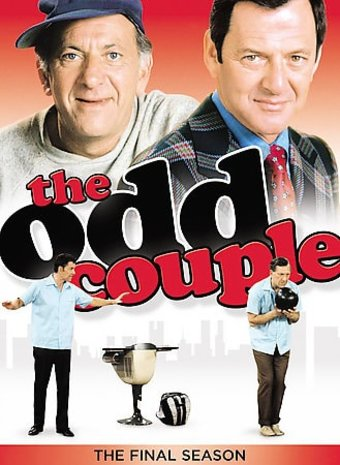 Odd Couple - Season 5 (Final Season) (3-DVD)