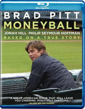 Moneyball (Blu-ray, Includes Digital Copy,