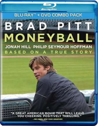Moneyball (Blu-ray + DVD)