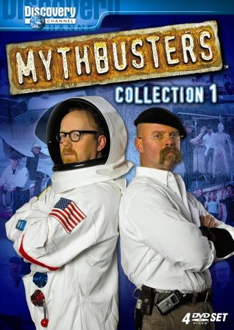 MythBusters - Collection 1 (4-DVD)