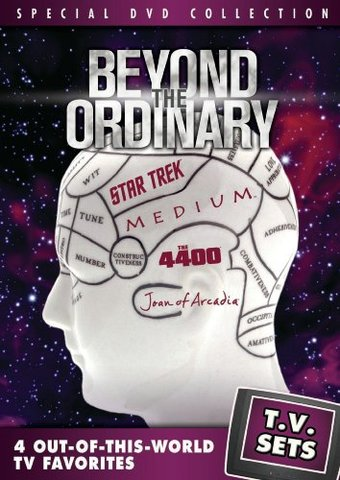 T.V. Sets - Beyond the Ordinary (Star Trek /