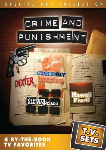 T.V. Sets - Crime and Punishment (Dexter / CSI:NY