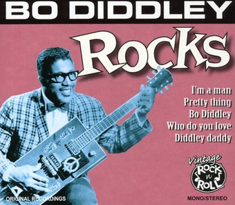 Rocks - Bo Diddley