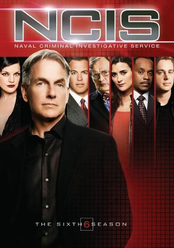 Complete 6th Season (6-DVD)