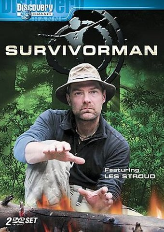 Survivorman - Season 1 (2-DVD)