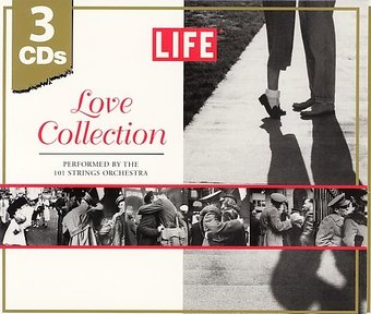 Love Collection (3-CDs) (3-CD Box Set)