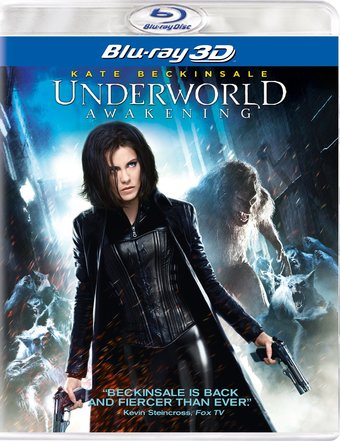 Underworld: Awakening 3D (Blu-ray)