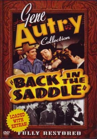 Gene Autry Collection - Back in the Saddle