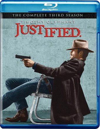 Justified - Season 3 (Blu-ray)