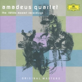 Amadeus Quartet: The 1950s Mozart Recordings
