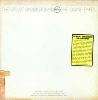 The Quine Tapes Boxset (6-LPs)