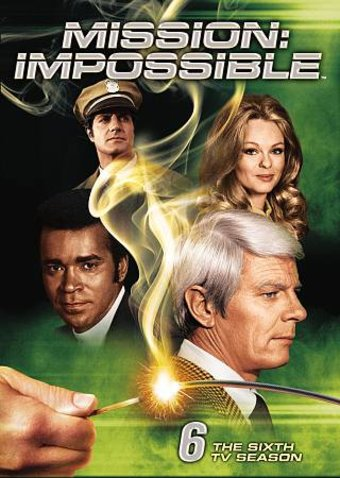 Mission: Impossible - Complete 6th Season (6-DVD)