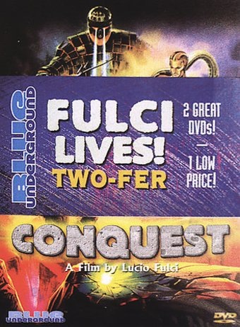 Fulci Lives! Two-Fer - Contraband / Conquest