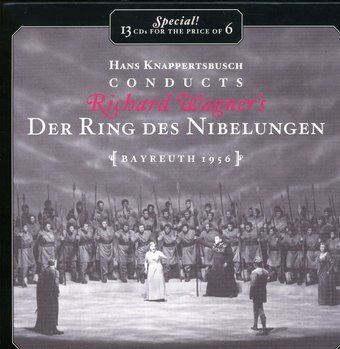 Hans Knappertsbusch Conducts Richard Wagner's Der