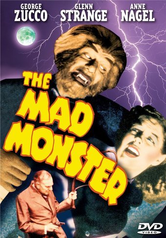 "Mad Monster - 11"" x 17"" Poster"
