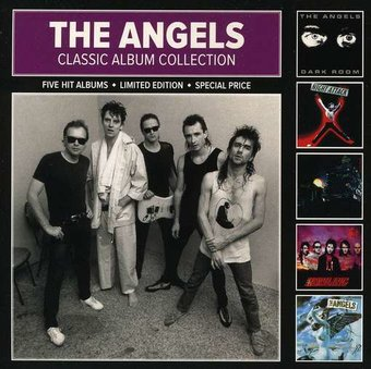 Classic Album Collection (5-CD)