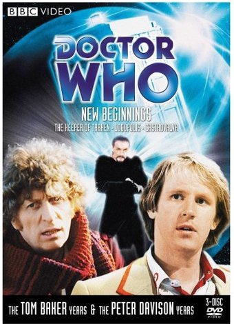 Doctor Who - #115-#117: New Beginnings (3-DVD)