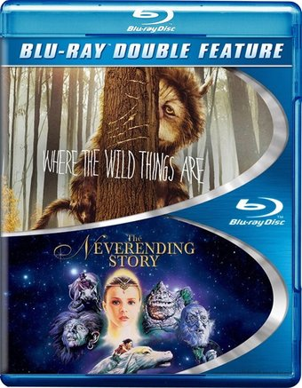 Where the Wild Things Are / The Neverending Story (Blu-ray ...