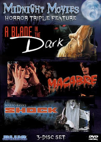 Midnight Movies: Horror Triple Feature (3-DVD)