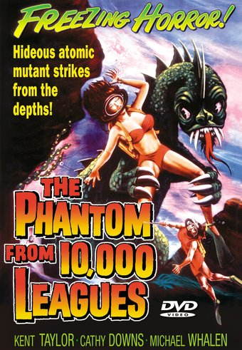 "Phantom From 10,000 Leagues - 11"" x 17"" Poster"