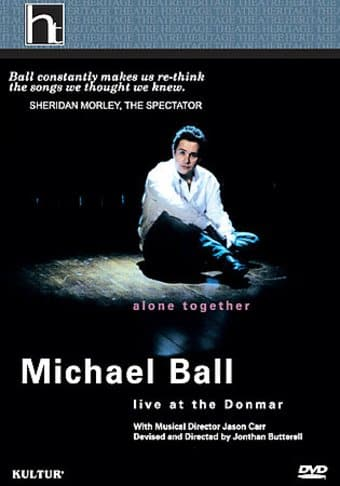 Michael Ball - Alone Together: Live at the Donmar