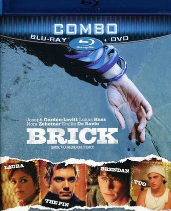 Brick [Import] (Blu-ray + DVD)