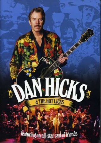 Dan Hicks & The Hot Licks (DVD + CD)