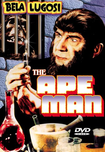 "The Ape Man - 11"" x 17"" Poster"
