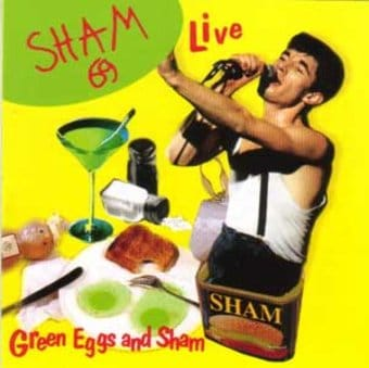 Green Eggs and Sham - Live