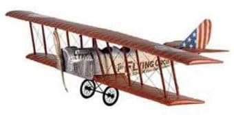 Flying Circus Jenny, Medium