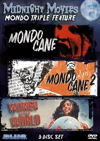 Mondo Triple Feature (Mondo Cane / Mondo Cane 2 /