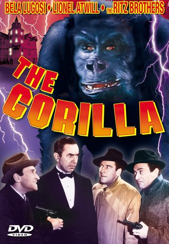 "The Gorilla - 11"" x 17"" Poster"