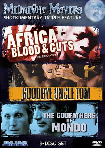 Shockumentary Triple Feature (Africa Blood & Guts