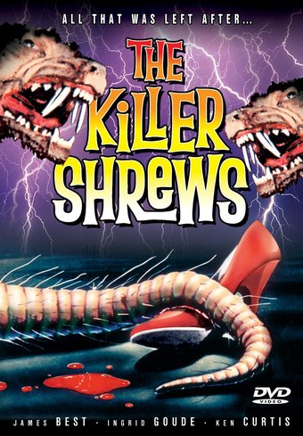 "Killer Shrews - 11"" x 17"" Poster"