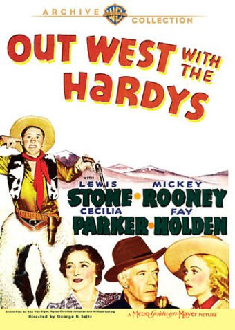 Andy Hardy - Out West with the Hardys