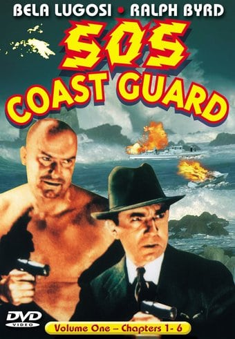 SOS Coast Guard, Volume 1 (Chapters 1-6)