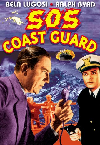 "SOS Coast Guard, Volume 2 - 11"" x 17"" Poster"